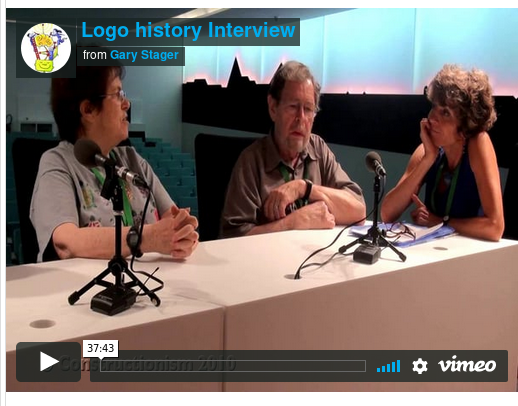 The 60s 2 -- Logo history interview